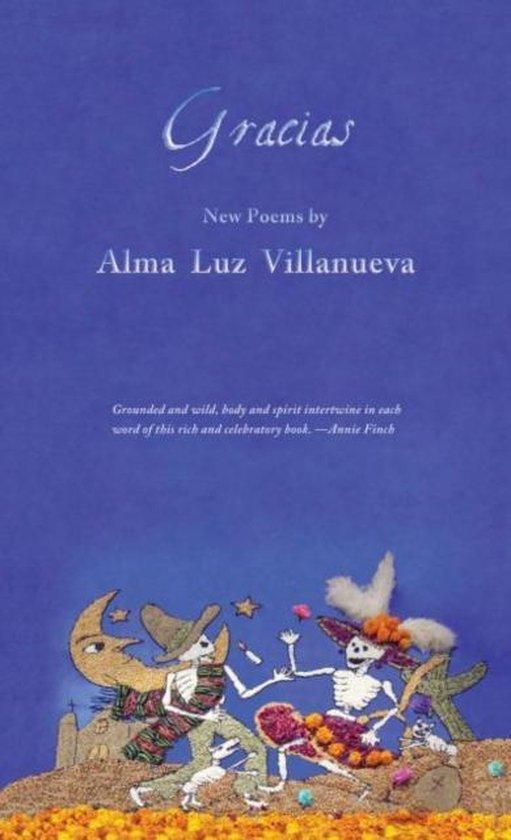 Boek cover Gracias van Alma Luz Villanueva