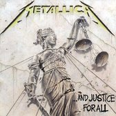 CD cover van And Justice For All van Metallica