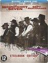 The Magnificent Seven (2016) (Steelbook) (Blu-ray)