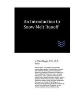 An Introduction to Snow Melt Runoff