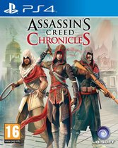 Assassin's Creed - Chronicles - PS4