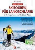Die schönsten Skitouren für Langschläfer in den Bayerischen Alpen