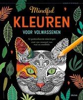 Kleurboek voor volwassenen: Mindful