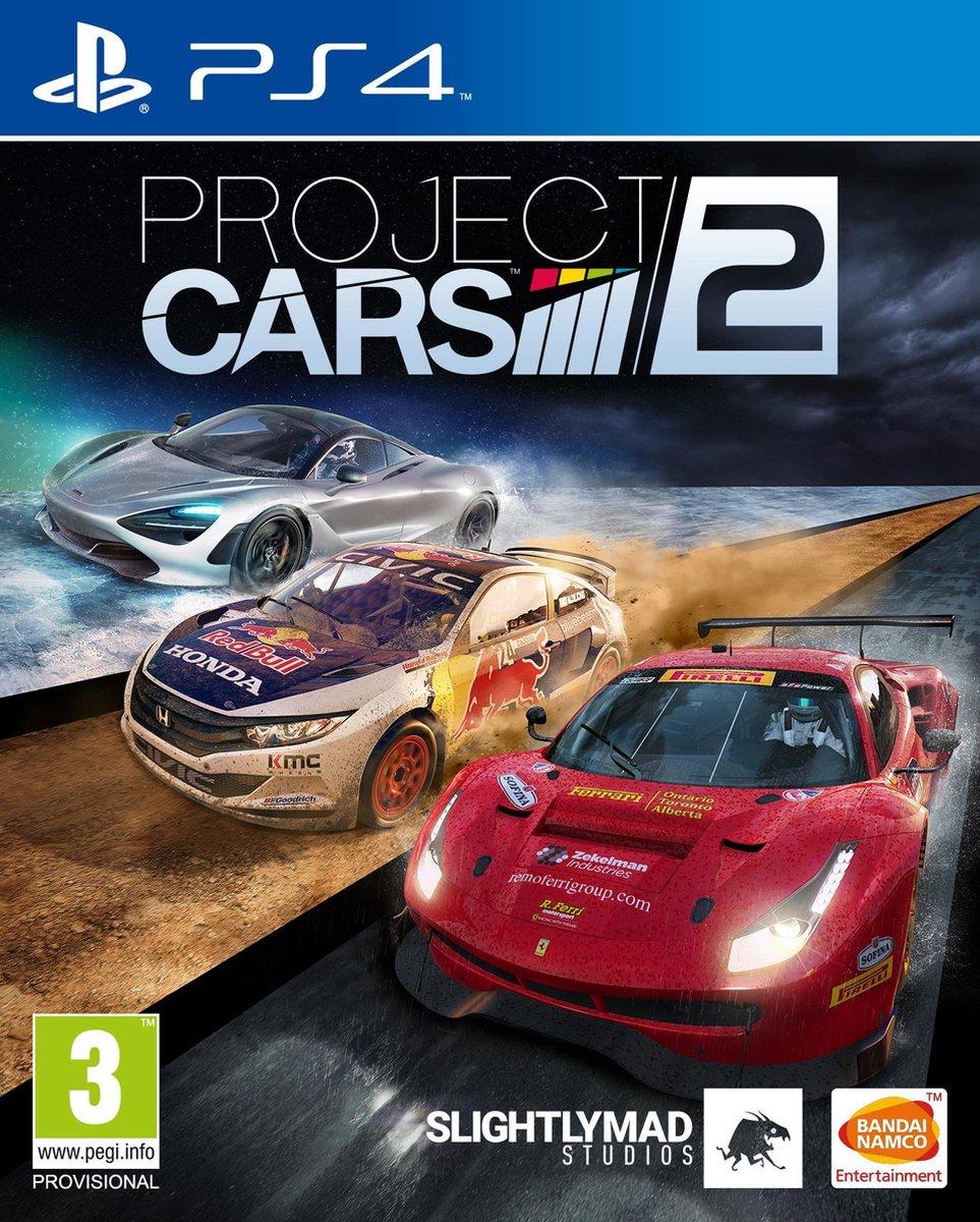 Project Cars 2 - PS4 - Merkloos