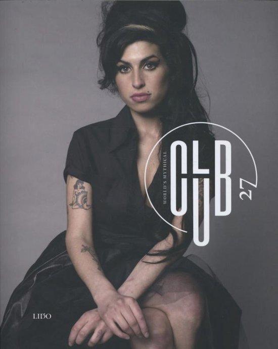 Cover van het boek 'Club 27'
