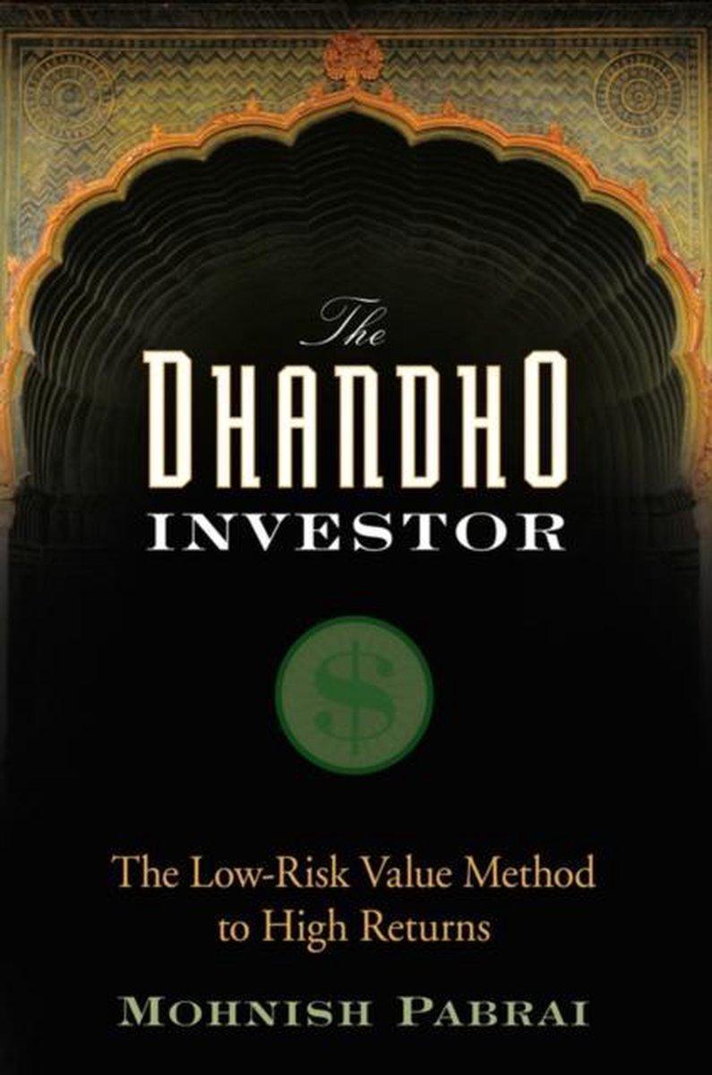 The Dhandho Investor - Mohnish Pabrai
