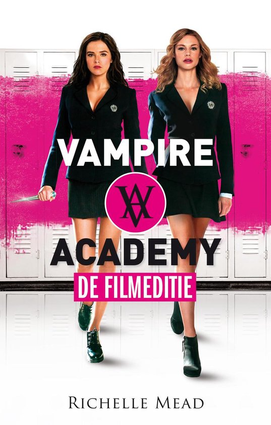 Vampire Academy - Richelle Mead |