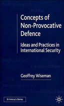 Concepts of Non-Provocative Defence