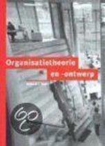 Academic Service economie en bedrijfskunde Organisatietheorie en -ontwerp