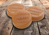 McCall's Candles Button Maplewood Farms Syrup 3 stuks