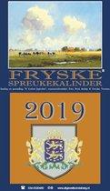 Fryske spreukekalinder 2019