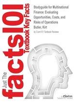 Studyguide for Multinational Finance