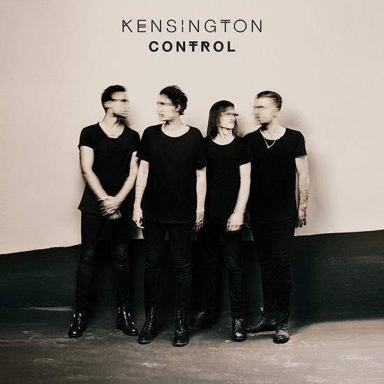 CD cover van Control (Deluxe Edition) van Kensington