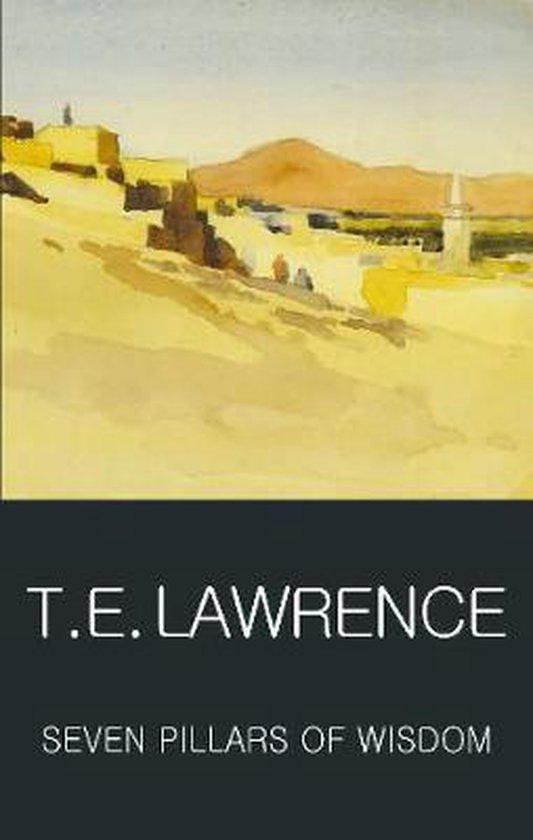 Boek cover Seven Pillars of Wisdom van T E Lawrence (Paperback)