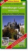 Altenburger Land und Umgebung 1 : 50 000