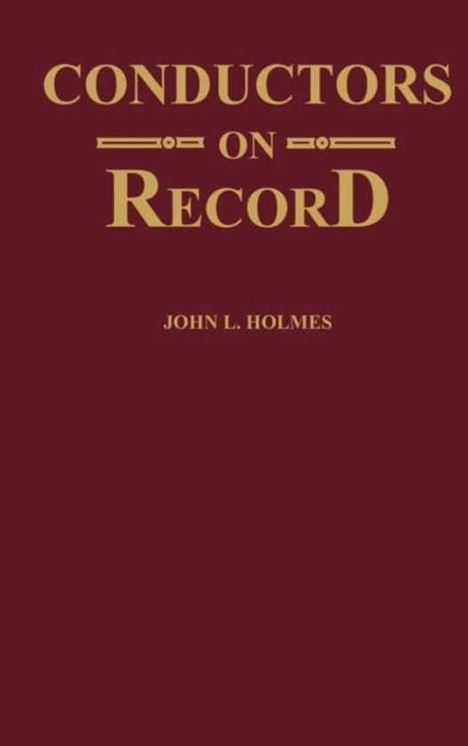 Conductors on Record