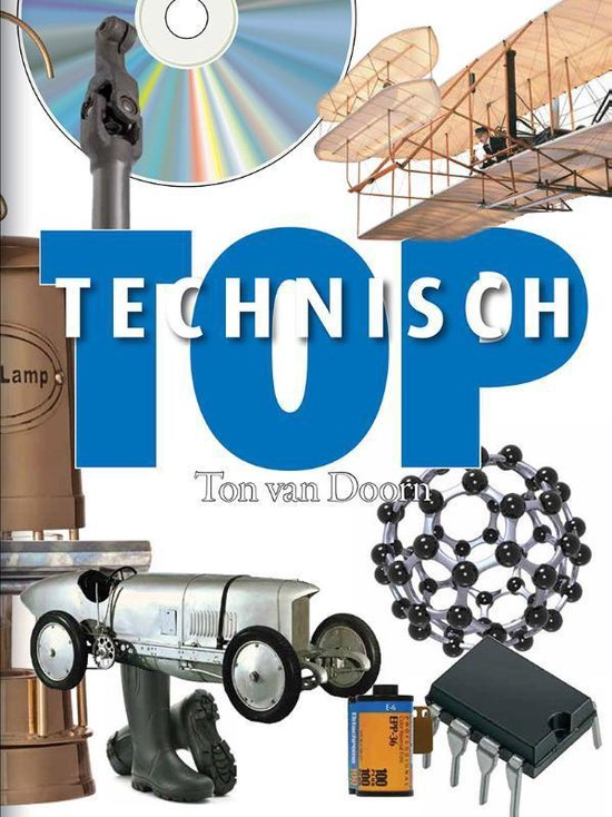 Cover van het boek 'Technisch top'