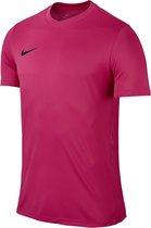 Nike Park VI SS Sportshirt - Maat XL- Kinderen - roze