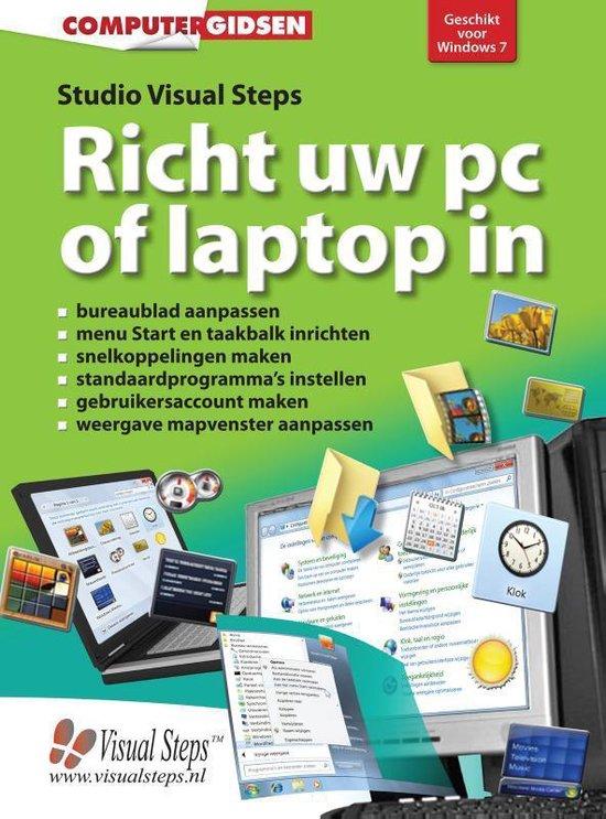 Richt uw pc of laptop in - Studio Visual Steps |