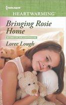 Omslag Bringing Rosie Home