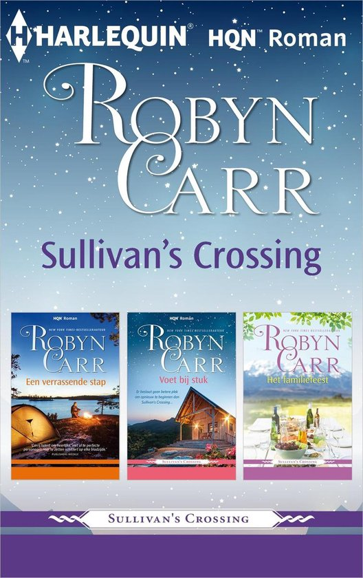 Sullivan's Crossing - Robyn Carr |