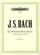 Das Wohltemperierte Klavier - Teil 1 BWV 846-869