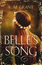 Boek cover Belles Song van K.M. Grant