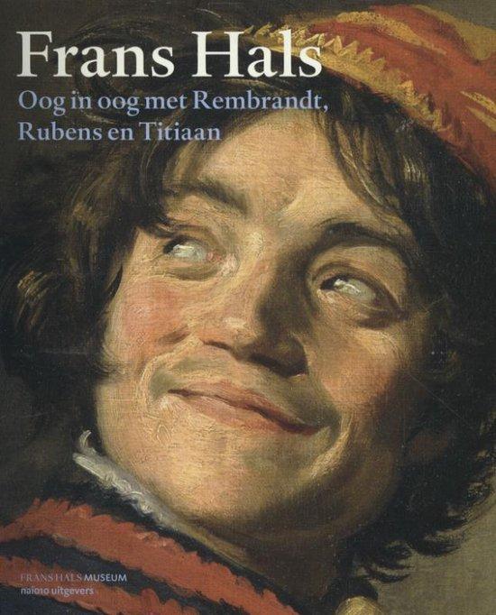 Frans Hals - Anna Tummers |