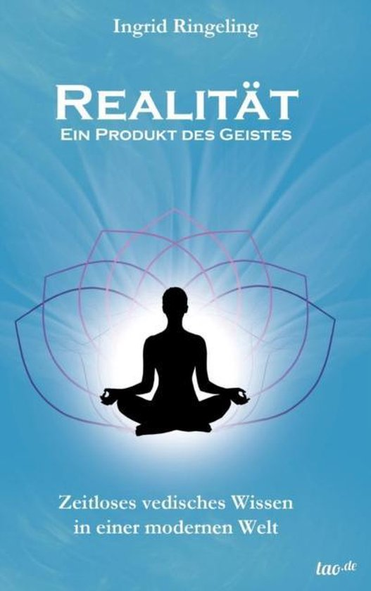 Boek cover Realitat - Ein Produkt des Geistes van Ingrid Ringeling (Hardcover)