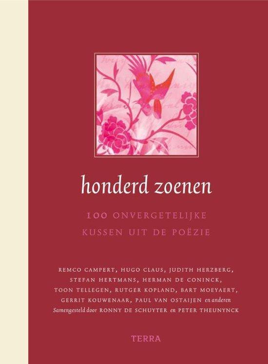 Cover van het boek '100 Zoenen'