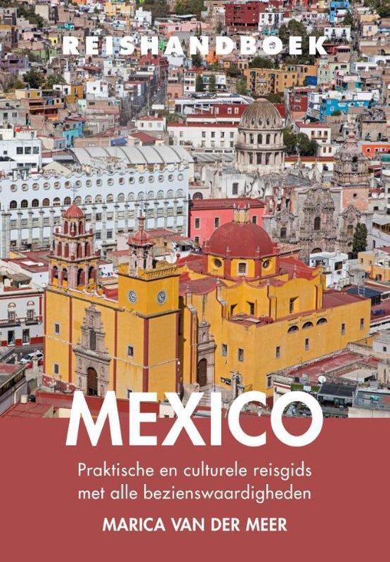 Reishandboek Mexico - Marica van der Meer |