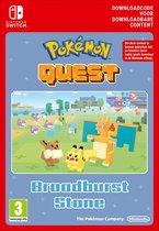 Pokemon Quest Broodburst Stone - Add-on - Nintendo Switch Download