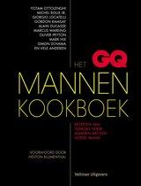 Boek cover GQ Mannenkookboek, Het. Recepten van topkoks voor mannen met een goede smaak van Onbekend