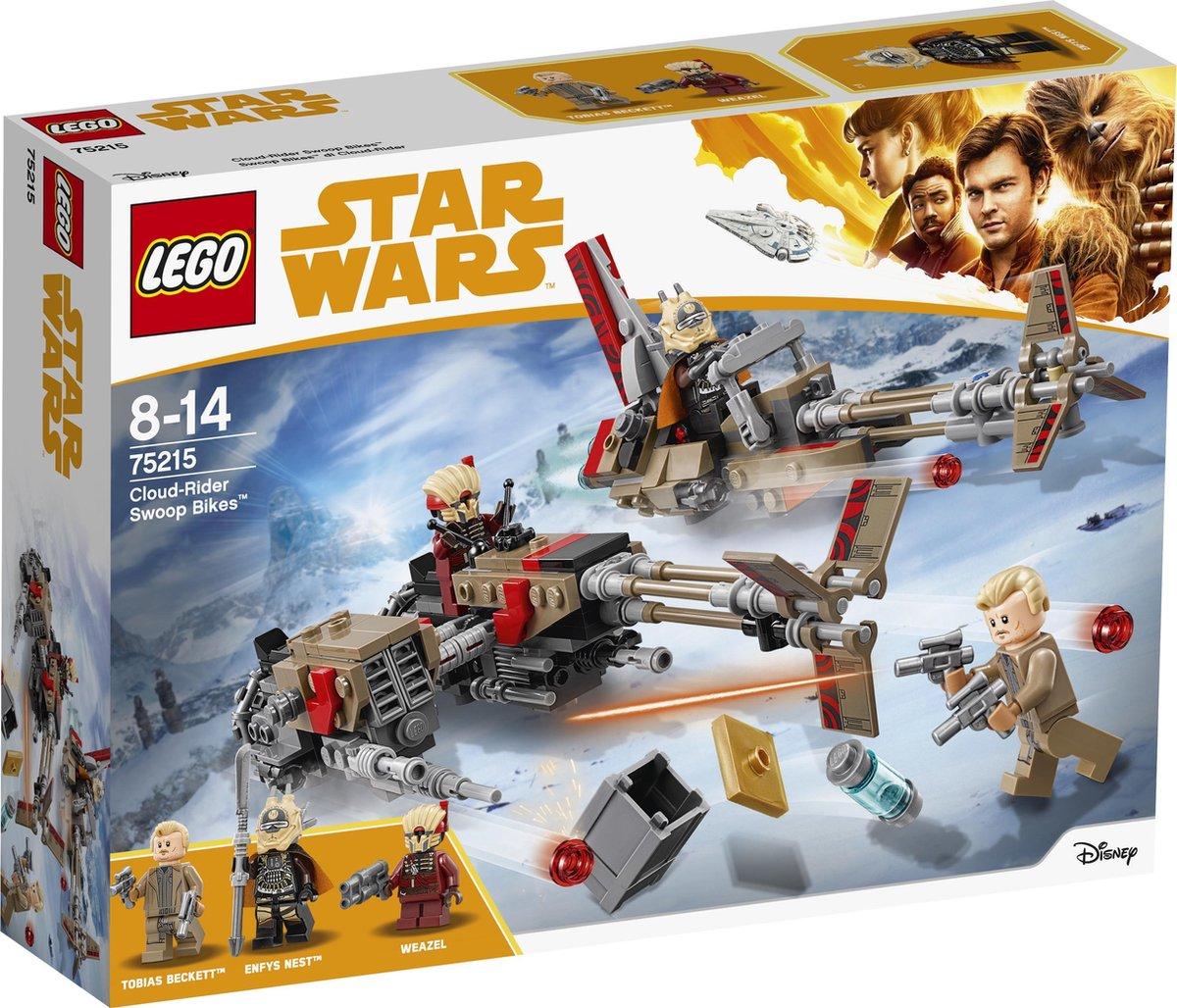 LEGO Star Wars 75215 - Nemesis