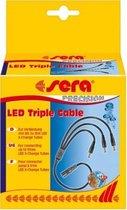 sera LED Triple Cable - Aquariumverlichting - LED splitter