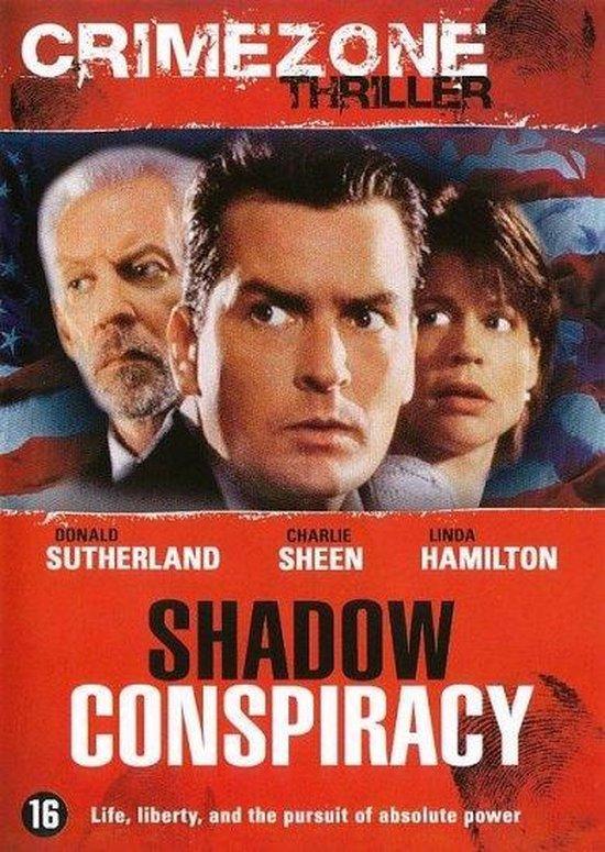 Cover van de film 'Shadow Conspiracy'