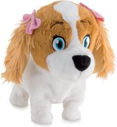 Lola Interactief Hondje - Pluchen knuffel