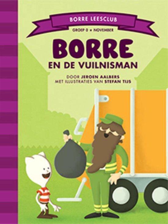 Borre Leesclub - Borre en de vuilnisman - Jeroen Aalbers pdf epub
