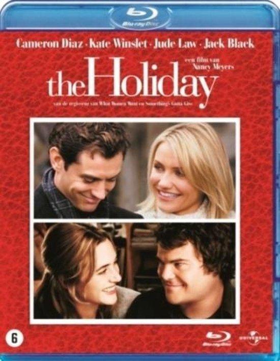 Cover van de film 'The Holiday'