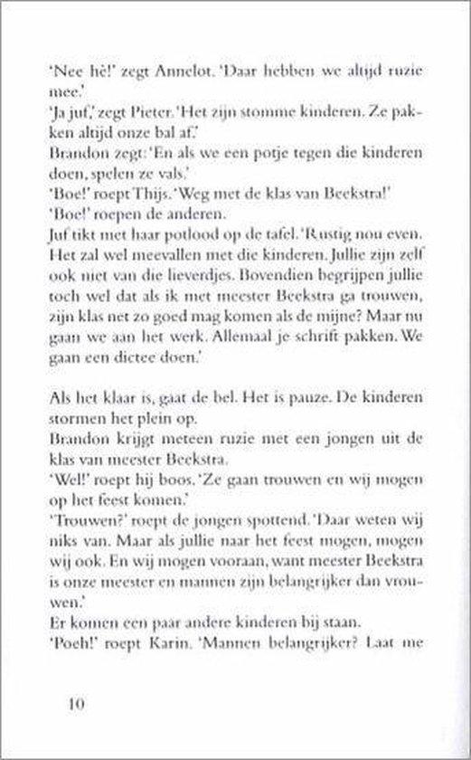 Juf Jansen Is Hoteldebotel
