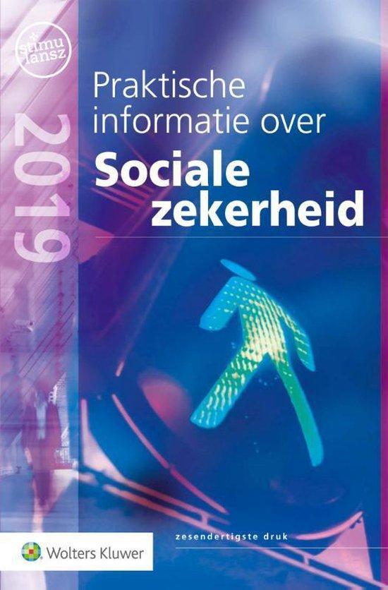 Praktische informatie over Sociale zekerheid 2019 - Wolters Kluwer Nederland B.V. |