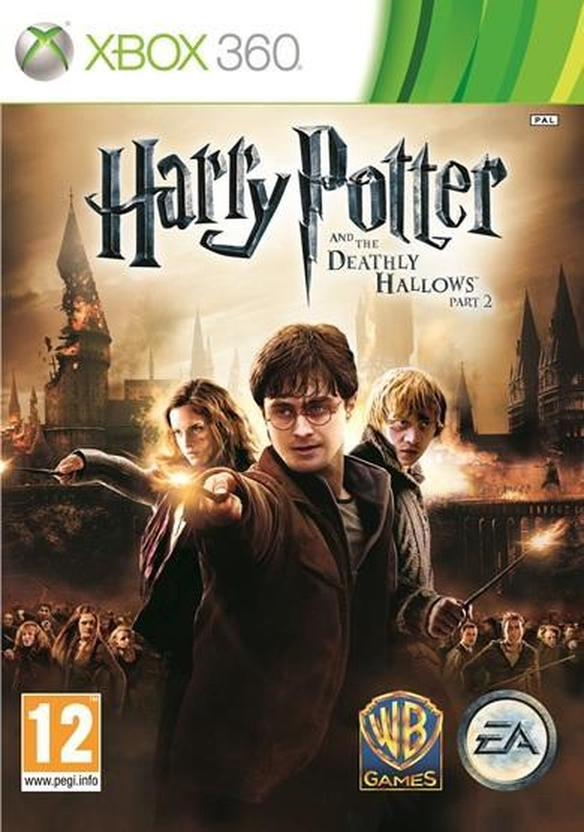 Harry Potter: And the Deathly Hallows Deel 2 - Electronic Arts
