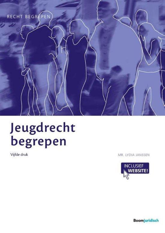 Jeugdrecht Begrepen - Lydia Janssen | Fthsonline.com