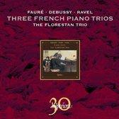 Three French Piano Trios