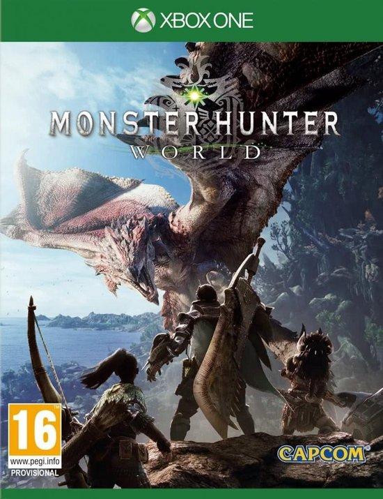 Monster Hunter World – Xbox One