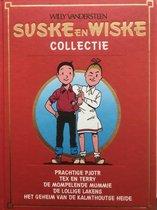 Suske en Wiske Lecturama collectie de delen 253 t/m 255 en 2 special stripverhalen