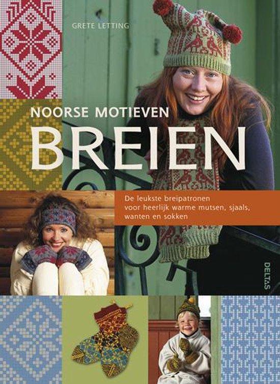Noorse motieven breien - Grete Letting |