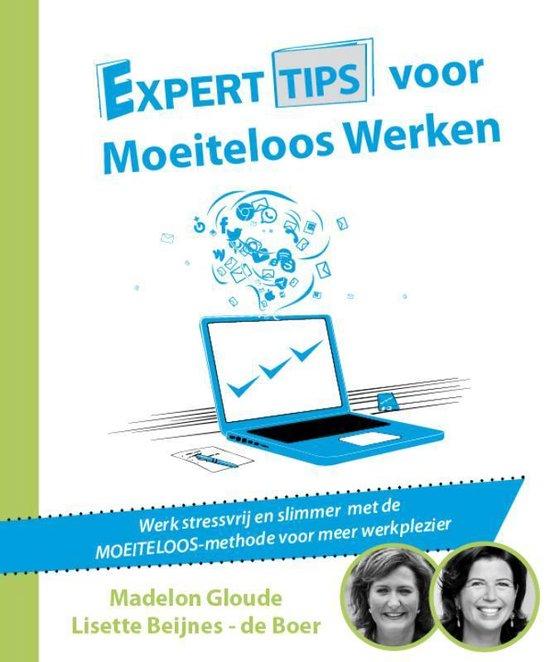 Experttips boekenserie - Experttips voor Moeiteloos Werken - Madelon Gloude | Fthsonline.com