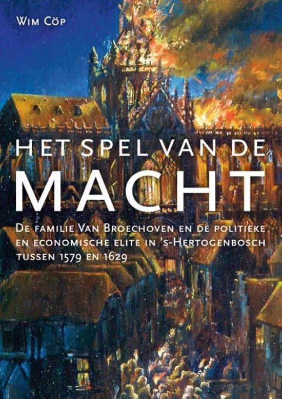 Het spel van de macht - Wim Cöp |