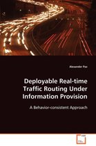 Deployable Real-Time Traffic Routing Under Information Provision